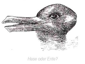 Ente oder Hase